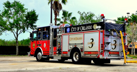 FLFirefighters com - Live fire dispatch feed links for